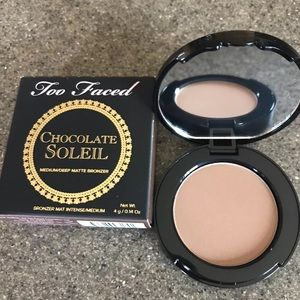 Too Faced Chocolate Soleil medium matte bronzer